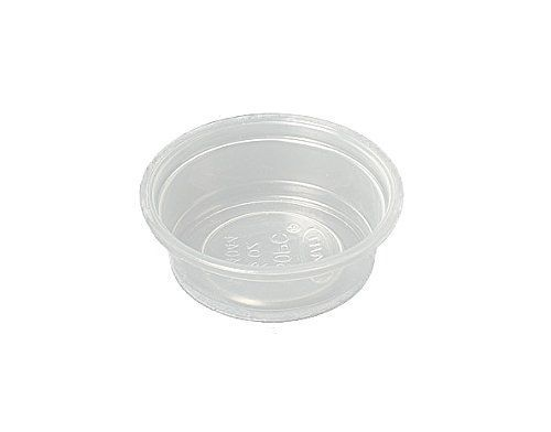 1/2 ounce gecko food cups 100 count