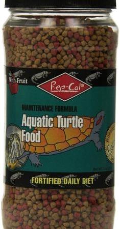 rep cal aquatic turtle food