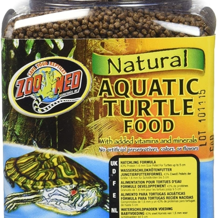 baby water turtle food